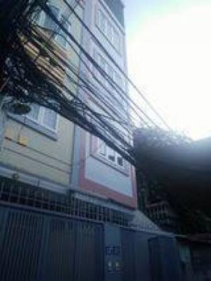 Nhà phân lô Phố Văn Cao 60m2, 11,7 tỷ, xây 5T