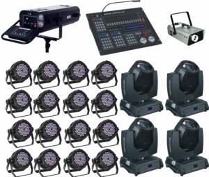 Thiết kế hệ thống ánh sáng phục vụ biểu diễn tại đà nẵng - hoabinh group