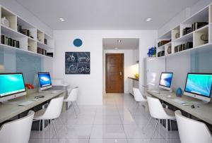Mô hình Officetel 2