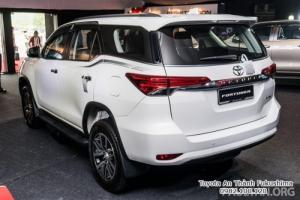 Nhận Đặt Hàng Mua Toyota Fortuner 2017 Máy Dầu Mẫu Mới Nhập Khẩu Màu Trắng Ngọc Trai Giao Tháng 01/2017 Tại HCM