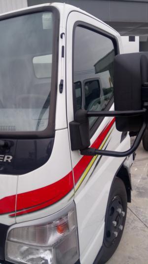 Bán xe tải fuso canter tải trọng 1 tấn 9 thùng có sẵn giao xe trong ngày