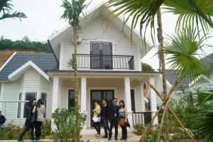 biệt thự 2 tầng khu nghỉ dưỡng sunset villas & resort