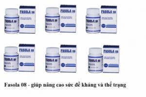 Fasola 08 - thảo dược hỗ trợ cho người bị Ung...