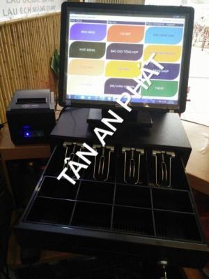 Phần mềm quản lý kinh doanh quán cafe
