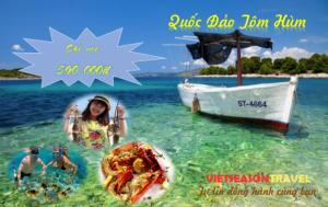 Khám phá Đảo Bình Ba hoang sơ + bửa ăn hải...