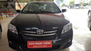 Cần bán Toyota Corolla Altis 1.8G 2009