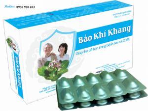 Bảo Khí Khang thảo dược hỗ trợ tốt cho người...