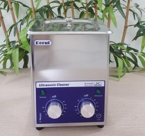 Bể rửa siêu âm mini Derui 2 lít