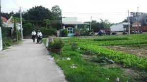 Bán lô đất Tân Phước Khánh 3,3tr/100m2 giá rẻ, đất đẹp phù hợp xây nhà.Sổ đỏ , sổ riêng.