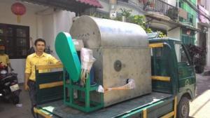Bán máy rang hạt đa năng rang được tất cả các loại hạt nông sản chất lượng cao