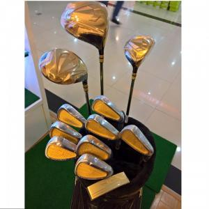 Bộ gậy golf Grand Prix  GP One Minute Gold chính hãng Nhật