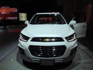 Bán Xe Chevrolet Captiva 7 chỗ 2016 giá rẻ...