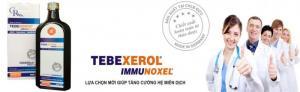 Tebexerol tăng cường miễn dịch của Đức
