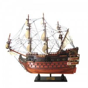 Mô Hình Thuyền Chiến cổ Soleil Royal 55cm- Giá 949.000VNĐ