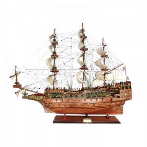 Mô Hình Thuyền Gỗ Chiến Cổ Sovereign Of The Seas 90cm- Giá 2.700.000₫