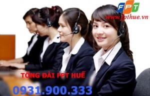 Tổng đài đăng ký lắp mạng FPT tại Huế