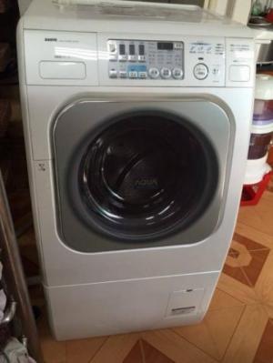 Sanyo giặt 9kg sấy 6kg giá 6.500.000