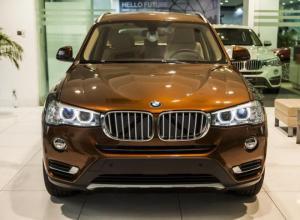 Giao ngay BMW X3 bản đặc biệt 100 years 2016, nhập khẩu chính hãng