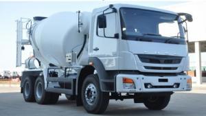Bán xe tải Fuso 3 chân gắn bồn trộn 7 khối nhập khẩu siêu bền siêu rẻ