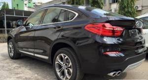 Bán xe BMW X4 2016, màu đen, nhập khẩu nguyên chiếc, ưu đãi lớn.