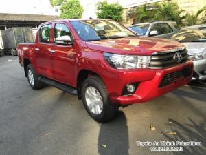 Khuyến Mãi Mua xe Toyota Bán Tải Hilux 2.4E...