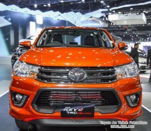 Khuyến mãi Toyota Hilux, Mua trả góp nhanh dễ dàng từ Đại lý Toyota 100% vốn Nhật - Toyota An Thành Fukushima