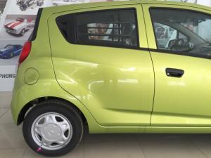 Bán xe Chevrolet Spark Van Duo mới , đủ màu, giao xe ngay, hỗ trợ trả góp ngân hàng