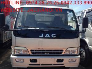 Nhận ngay xe tải JAC 4T9 thùng kín chỉ với...