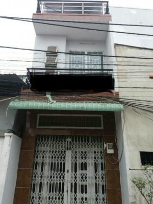 Bán nhà đường hương lộ 2 quận Bình Tân