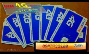 SIM 4G MOBI DATA KHỦNG CÓ SẴN 62GB DATA (Phí...