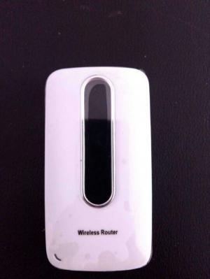 USB phát sóng WIFI ROUTER 3G có dung lượng PIN 3000MAH PIN CHUẨN (Giá 990.000 VND)