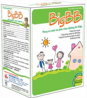 Big BB xanh bí quyết giúp trẻ tăng cân, hết...