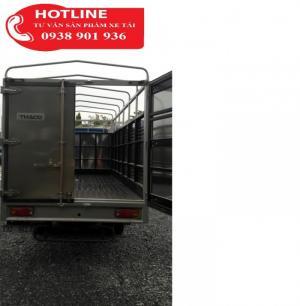 Xe tải K165 thùng mui bạt , 2 tấn 4, có xe giao ngay, bán xe trả góp, giá tốt cuối năm.