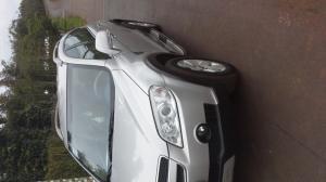 Chevrolet Captiva 2007 màu bạc