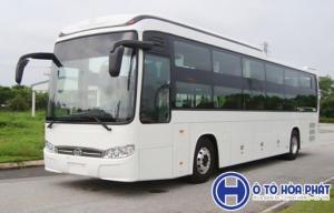 Xe khách Daewoo 41 chỗ giường nằm GIÁ KHUYẾN MÃI