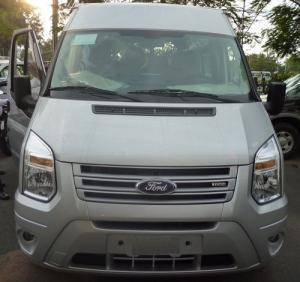 Ford Transit Luxury 2.4L MT ưu đãi khủng...