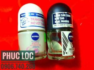 Lăng khử mùi Nivea 12ml
