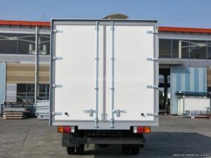 Tổng đại lý phân phối xe tải đông lạnh Hyundai HD120 5T. Giá cả hợp lý