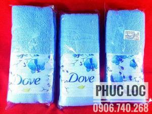 Combo 2 khăn Dove