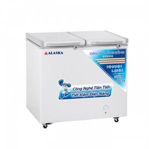 Tủ đông mát Alaska 250L,350L,450L FCA-2600C,FCA-3600C,FCA-4600C (dàn đồng)