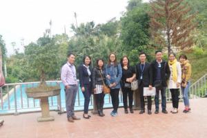 khách hàng lên mua sunset villas & resort