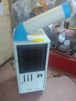 Máy Lạnh Di Động Nakatomi Sac-407nv Chính Hãng