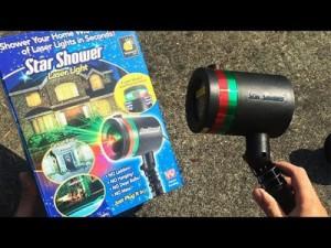 Ngôi nhà của bạn sẽ nổi bật hơn với Đèn Trang Trí Laser Star Shower này - MSN383151