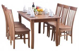 Bàn ăn hiện đại, bàn ăn 6 ghế giá rẻ nhất tại tphcm