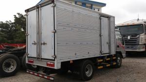 Hỗ trợ đóng tất cả các loại thùng chuyên dụng Hỗ trợ khách lấy xe sắt si về tự đóng thùng
