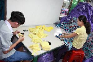 Chuyên may gia công tất cả các mặt hàng quần áo - Xưởng may gia công Trang Trần