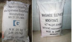 Cần bán: Manganese Sulfate Monohydrate, MnSO4 mới 100%