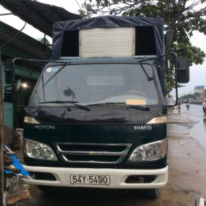 Bán xe tải Thaco Foton 3,5 tấn đời 2008