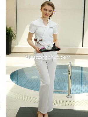 Đồng phục spa đẹp nhất tại Hà Nội