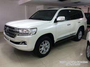 Xe Toyota Land Cuiser khuyến mại HCM, dòng xe được ưu chuộng tại Nhật Bản hiên đã có phiên bản mới nhất tại Đại lý Toyota 100% vốn Nhật - Toyota An Thành Fukushima